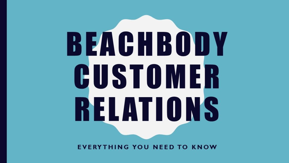 Beachbody Coach Relations