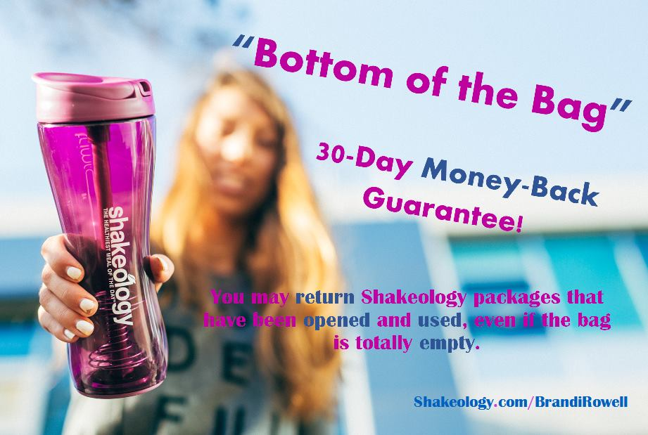 what is shakeology packages