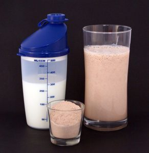 Mix Shakeology without a blender