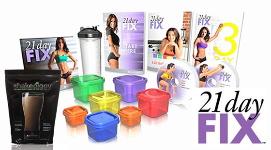 order 21 day fix and shakeology